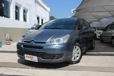 Citroen C4 Pallas 2.0 2009 Exclusive Aut.