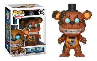 Funko Pop Twisted Freddy #15 Five Night At Freddy The Twiste
