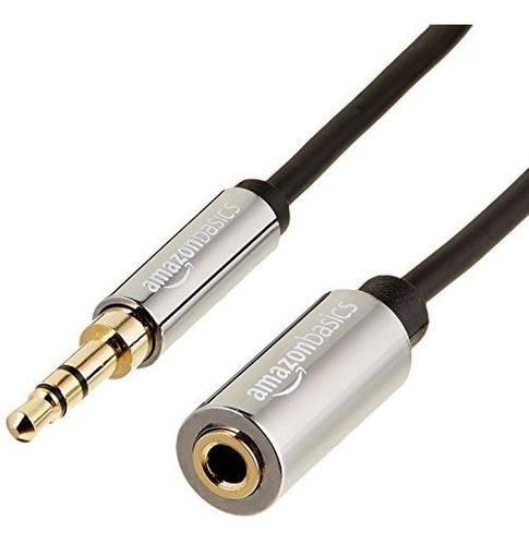 Cable De Audio Estéreo Amazonbasics Con Conectores De 0,13
