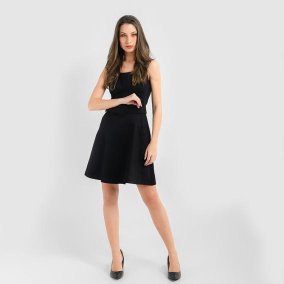 Vestido 97266 Color Negro Talla S Fds
