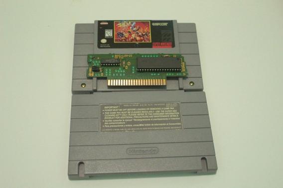Final Fight 3 Original Para Super Nintendo Snes Cod-03