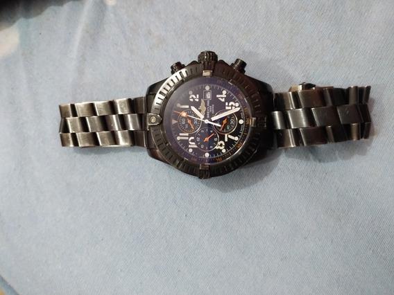 Relógio Breitling Original Única Peça No Brasil