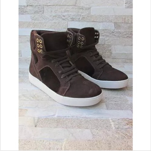 Tênis Sneaker Desire Brown - Hardcore Line Original