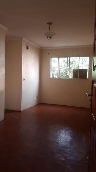 Apartamento Com 2 Dormitórios Para Alugar, 50 M² Por R$ 1.100/mês - Parque Pinheiros - Taboão Da Serra/sp - Ap0733