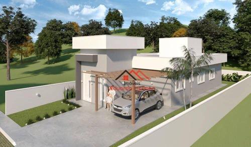 Imagem 1 de 23 de Casa Com 3 Dormitórios À Venda, 103 M² Por R$ 580.000,00 - Massaguaçu - Caraguatatuba/sp - Ca0580