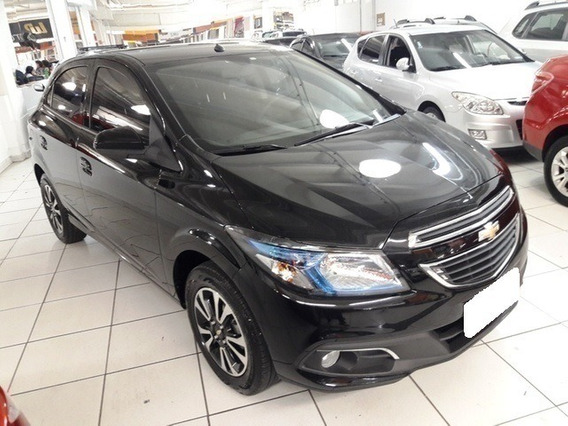 Chevrolet Onix 1.4 Ltz Preto 8v Flex 4p Manual 2015