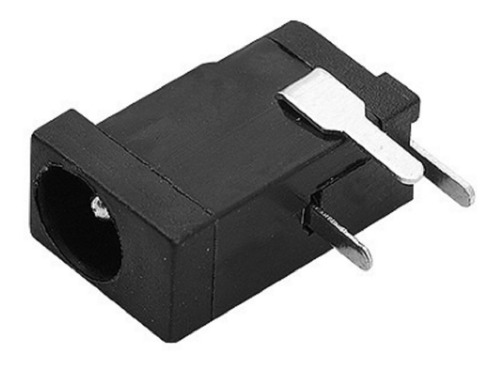Imagen 1 de 3 de Jack Hembra Tipo J4 1mm P/circuito Integrado 3 Patas Chasis