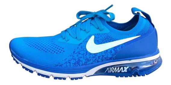 Tenis Nike Airmax Masculino Frete Gratis E Ganhe Um Brinde