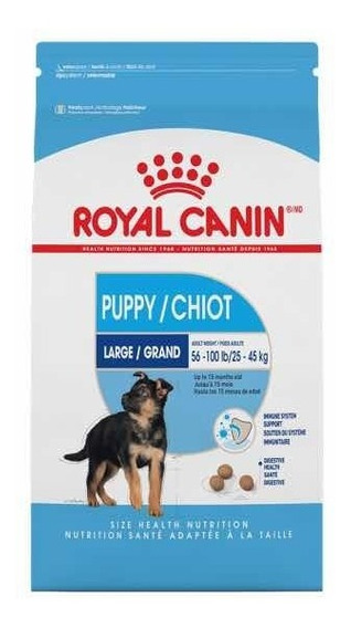Royal Canin Maxi Puppy 15.88kg Alimento Premium