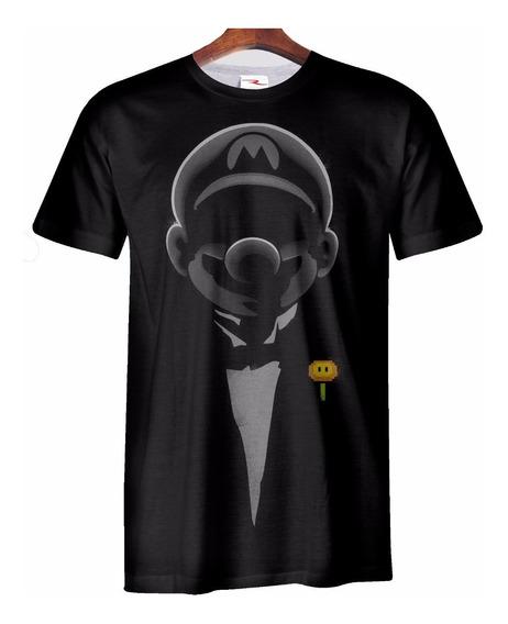 Remera Mario Bros Ranwey Pr007