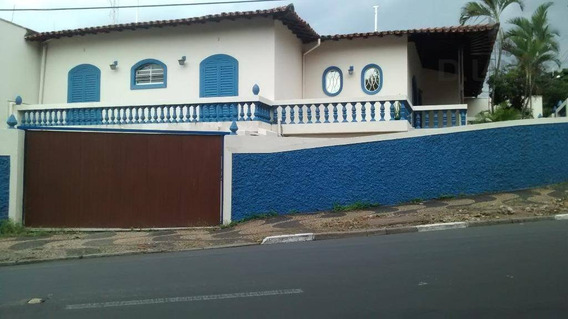 Casa Com 4 Dormitórios À Venda, 247 M² Por R$ 760.000 - Jardim Chapadão - Campinas/sp - Ca9107