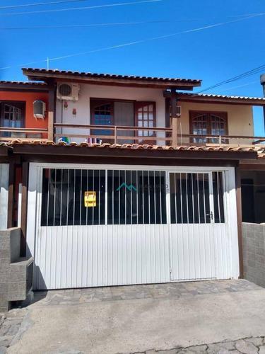Casa Com 2 Dormitórios À Venda, 85 M² Por R$ 198.000,00 - Ingleses Do Rio Vermelho - Florianópolis/sc - Ca0276