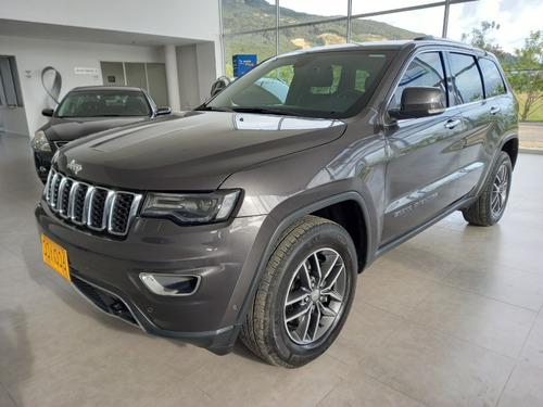 Jeep Grand Cherokee Limited 3.6 2017