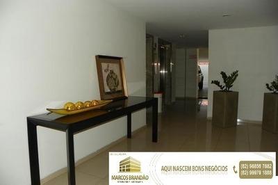 Apartamento Para Venda, 1 Dormitórios, Jatiúca - Maceió - 1145