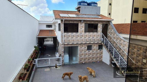 Imagem 1 de 30 de Casa Com 4 Dormitórios À Venda, 400 M² - Santa Maria - São Caetano Do Sul/sp - Ca0187