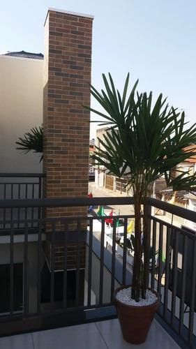 Casa Em Vila Santa Clara, São Paulo/sp De 82m² 2 Quartos À Venda Por R$ 418.000,00 - Ca586718