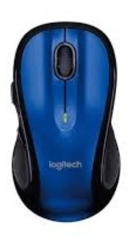 Mouse Wireless Logitech M510 Azul 910-002533 1000dpi !