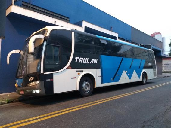 Ônibus Rodoviário Marcopolo G6 1050 07/07 Mb O500 Ar E Wc