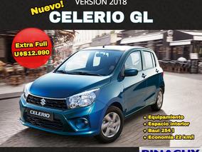 Suzuki Celerio Gl / 2018 / Extra Full / Permuto Y Financio!