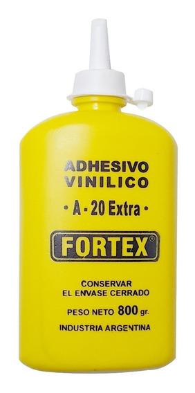 Cola Vinilica A-20 X 800g Pegamento Madera Adhesiva Con Pico
