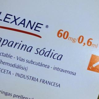 Heparinas 60 M G - 0,6 M L Cajas Cerradas