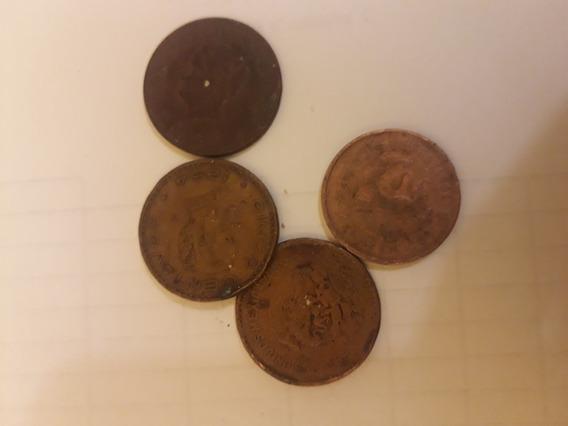 Lote De Monedas Josefitas Y 10 Centavos