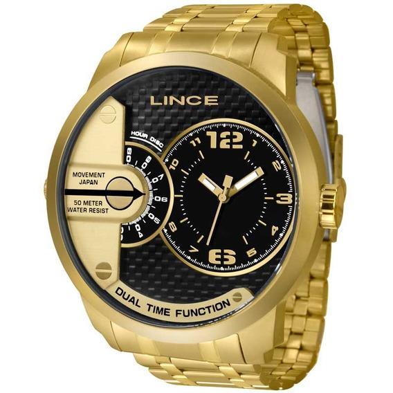Relógio Lince Masculino Original Garantia Barato Com Nota