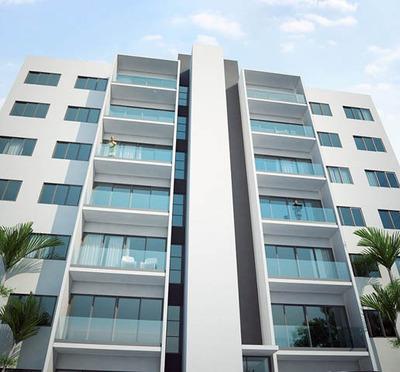 Apartamento En Moderna Torre De Santiago Wpa02 A