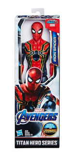 Spiderman - Hombre Araña - Titan Hero 30 Cm Original