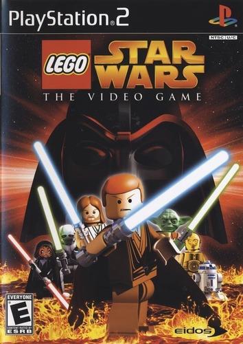 Lego Star Wars Ps2 Original Completo En Caja + Envio Gratis