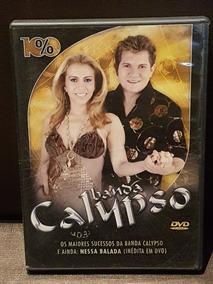 Banda Calypso Maiores Sucessos Original - Frete $9