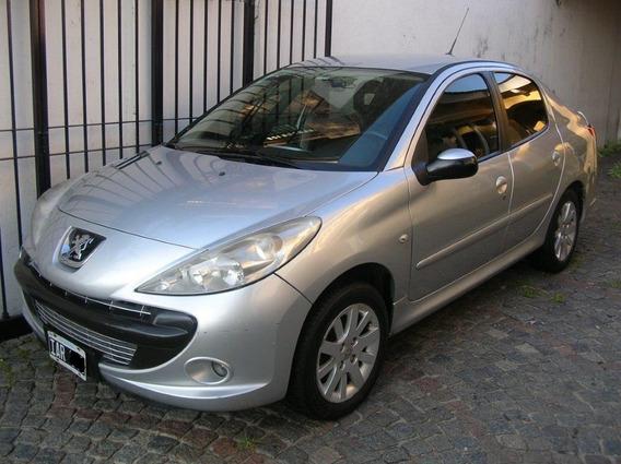 Peugeot 207 1.6 Sedan Xt Tiptronic 2009