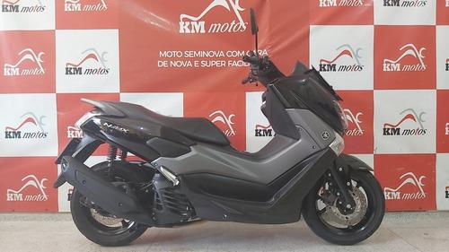 Imagem 1 de 7 de Yamaha Nmax 160 Abs 2019 Preta