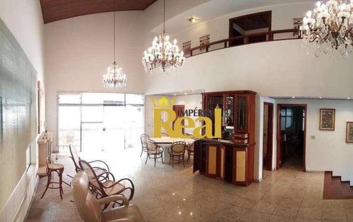 Casa À Venda, 446 M² Por R$ 1.800.000,00 - Parque Dos Príncipes - Osasco/sp - Ca0538