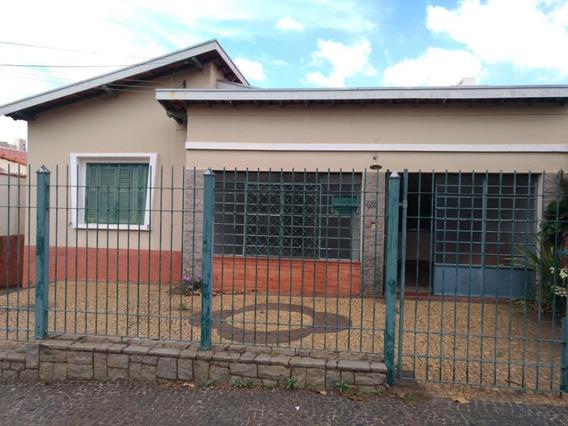 Casa Com 3 Dormitórios Para Alugar Por R$ 1.600,00/mês - Taquaral - Campinas/sp - Ca0498