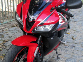 Honda Cbr 600 Rr 2008 Revisada/zerada