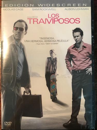 Dvd Los Tramposos / Matchstick Men