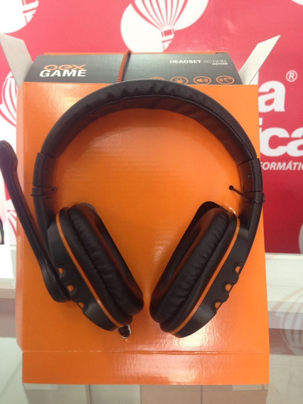 Headset Action Gamer Hs-200 Oex