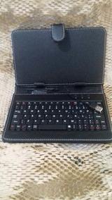 Capa Para Tablet - Com Teclado, Cod. 000275