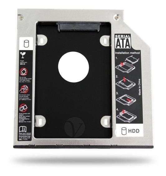 Adaptador Caddy 12,5mm Dvd Hd Ssd Dell Inspiron 14r-543