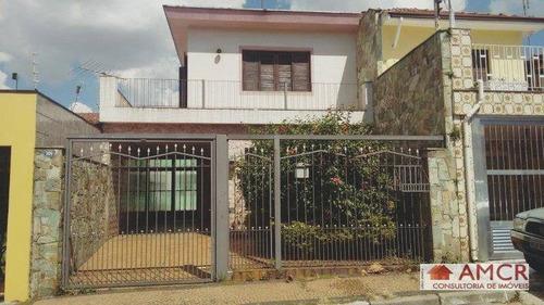 Imagem 1 de 28 de Grande Sobrado Residencial À Venda, Ponte Grande, Guarulhos. - So0583
