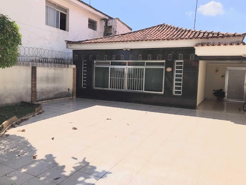 Imagem 1 de 23 de Casa Com 3 Dormitórios, 230 M² - Venda Por R$ 1.200.000,00 Ou Aluguel Por R$ 5.500,00/mês - Vila Rosália - Guarulhos/sp - Ca0226