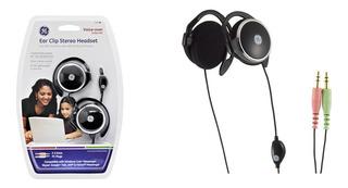 Headset Clip Audifono Microfono General Electric 26693