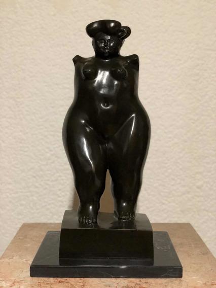 Escultura En Bronce Fernando Botero, Venus De Milo