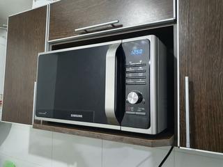 Horno Electrico Microondas Samsung De 28 Lts