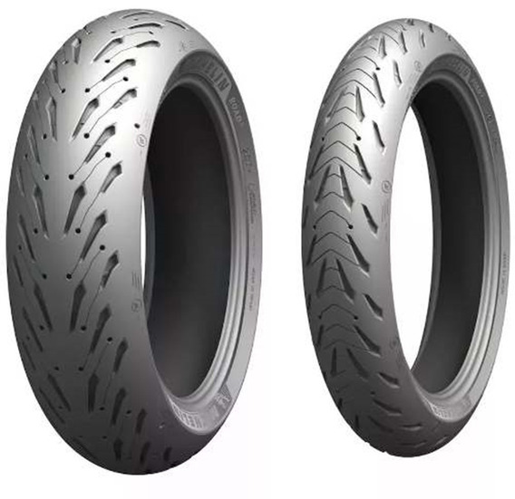 Par Pneu 120/70-17+180/55-17 Michelin Pilot Road 5