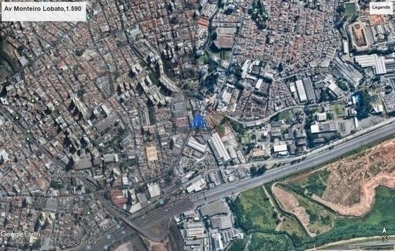 Área Para Locação Em Guarulhos - 394