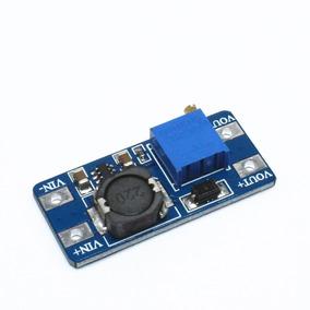 Conversor Regulador De Tensão Step Up Mt3608 Arduino Pic