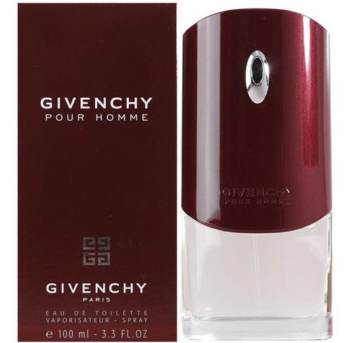 Imagen 1 de 1 de Perfume Givenchy Pour Homme Caballero 100ml,promociones