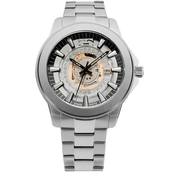 Relógio Technos Essence Prata F06111ab/1w